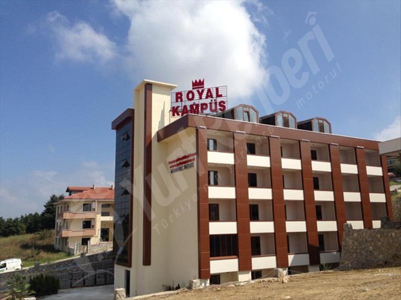 Özel Royal Kampüs Luxury Suites & Residence Kız Öğrenci Yurdu