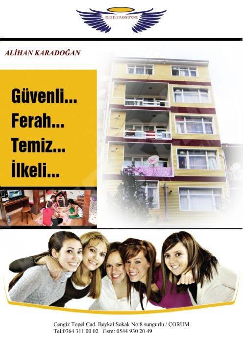 Elif Kız Öğrenci Pansiyonu