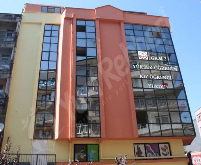 Özel Gazi Kız Öğrenci Yurdu (Beşiktaş Şubesi)
