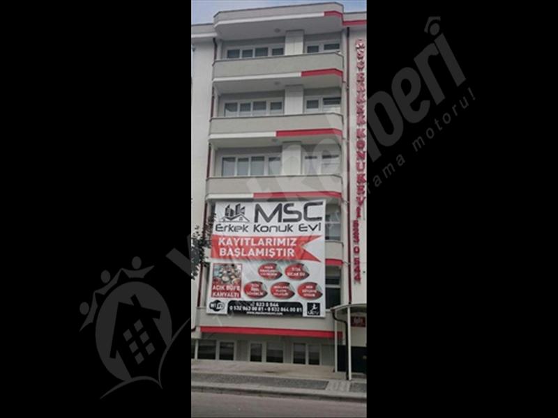 Özel MSC Erkek Öğrenci Yurdu