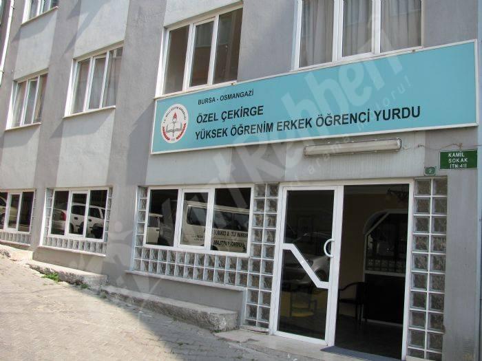 Özel Osmangazi Çekirge Erkek Öğrenci Yurdu